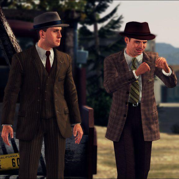 Het spel L.A. Noire kopen op het internet